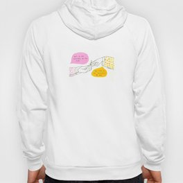 Art is an Invention  of the Soul Hoody