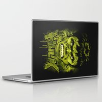 hulk Laptop & iPad Skins featuring HULK by dan elijah g. fajardo