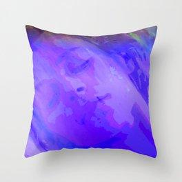 is an teanga a muscle cumhachtach Throw Pillow