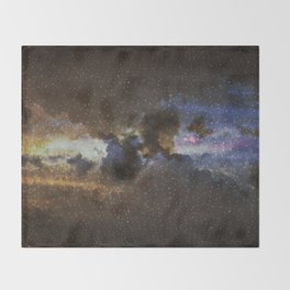 Oblivion Throw Blanket