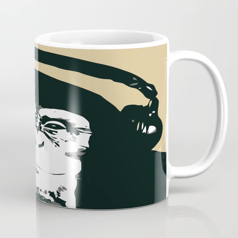 Monkey Music Tea Cup by Ajdpe MUG8729562