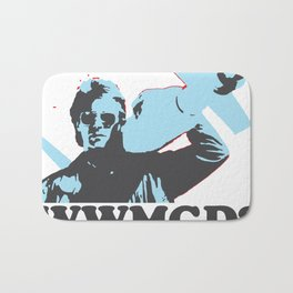 What would MacGyver Do? Bath Mat