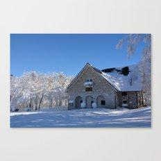 Snowland #2 Canvas Print