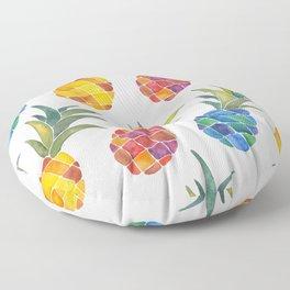Pineapples Floor Pillow