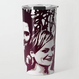 Ben & Leslie Travel Mug