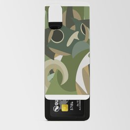 Shapes of Bruce Android Card Case