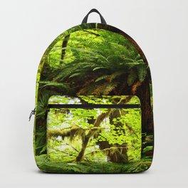 Rainforest Ferns Backpack