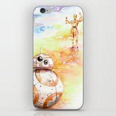BB8 & C3PO iPhone & iPod Skin
