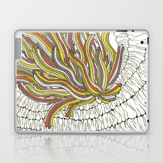 Sea Anemone Laptop & iPad Skin