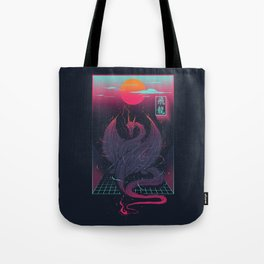 Fei Long Tote Bag