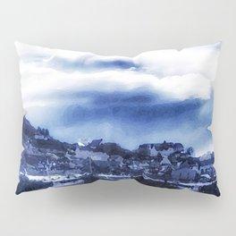 Fishing Village Pillow Sham