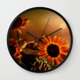Live For Today - Part II Wall Clock