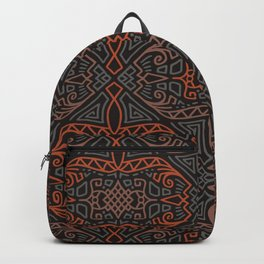 Tribal Patterns Backpack