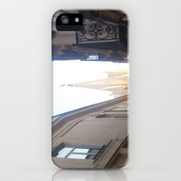 Steps Between the Walls... iPhone Case