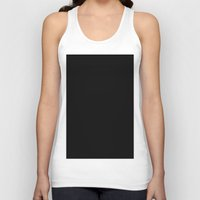 helvetica Tank Tops featuring Comic Helvetica by iandelli