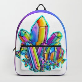 Colorful Crystal Backpack