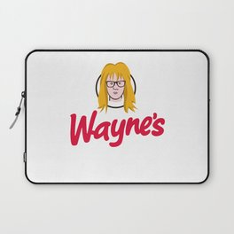 WAYNE'S SINGLE #2 Laptop Sleeve