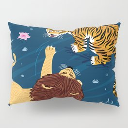 Rumble In The Jungle Pillow Sham