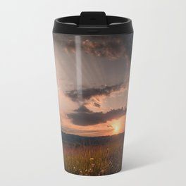 In the middle of the Summer Travel Mug