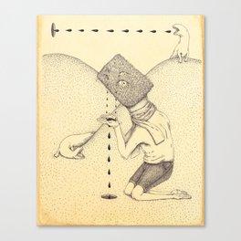 Derivative Canvas Print