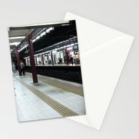 Subte Stationery Cards