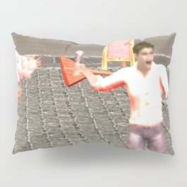 SquaRed: New Order Same Rules Pillow Sham