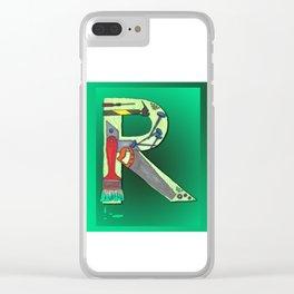 R Handyman Clear iPhone Case