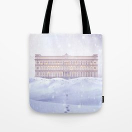 This is my budapest hotel Tote Bag