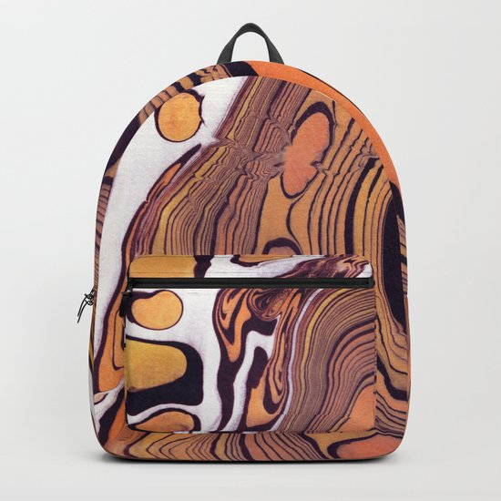 Suminagashi 07 Backpack
