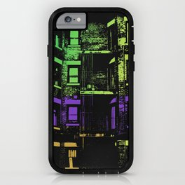 In the DC Streets  iPhone Case