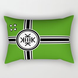 Kekistan Flag Rectangular Pillow