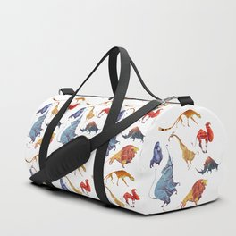 African animals Duffle Bag