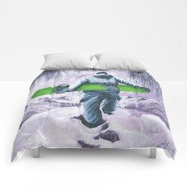 Velvet Moments Comforters