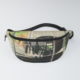 Rauschenberg Rumble (for Hip Kidds) Fanny Pack
