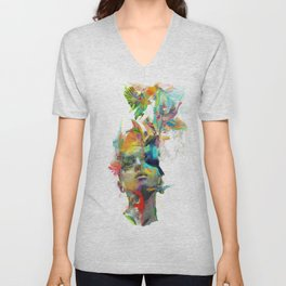 Dream Theory Unisex V-Neck