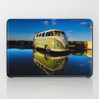 volkswagen iPad Cases featuring volkswagen bus  by Aaron Joslin Photography