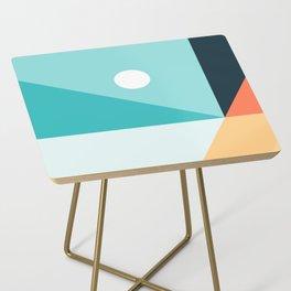 Geometric 1710 Side Table