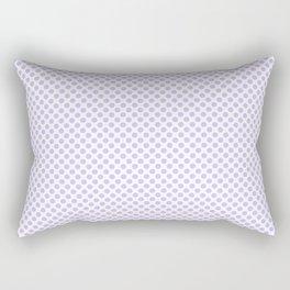 Perfume Polka Dots Rectangular Pillow
