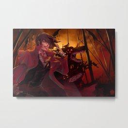 Gradus Vita Metal Print