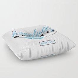 Hopefully Devoted Floor Pillow