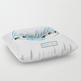 Hopefully Devoted Floor Pillow