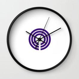 Flag of Kawasaki Wall Clock
