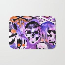 Skull and Cross Bones Bath Mat