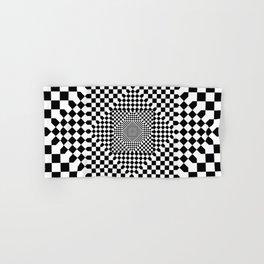 Illusion Art Fashion Hand & Bath Towel
