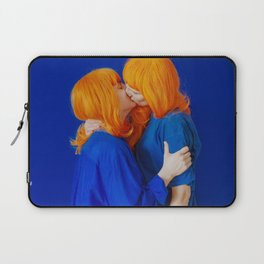 kiss (on being single) - wide Laptop Sleeve