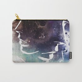 Complicated Feelings Abstract ART Carry-All Pouch