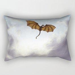 Sky Dragon Rectangular Pillow