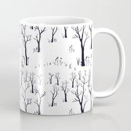 Winter Bare Trees Coffee Mug
