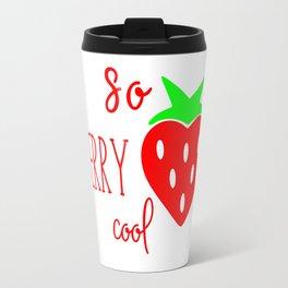 So Berry Cool Travel Mug
