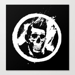 Pomade and Switchblades Canvas Print